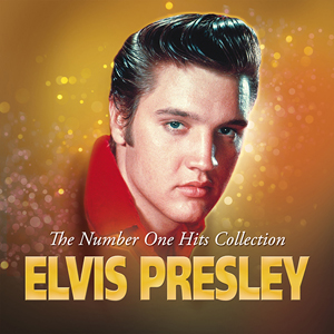 Elvis Presley the number one hits cult legends