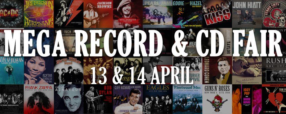 Mega Record CD Fair