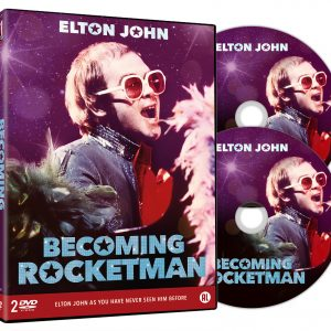 Elton John - Becoming Rocketman - 3D met Schijvenkopie