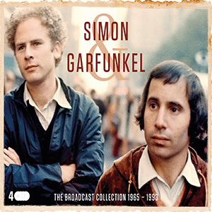 Simon and Garfunkel The Broadcast Collection 1965 - 1993