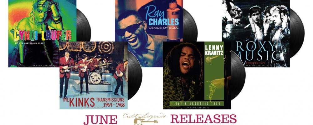 Vinyl June 2020 Releases | Cult Legends