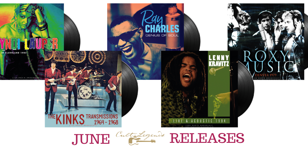 Vinyl June 2020 Releases | Cult Legends