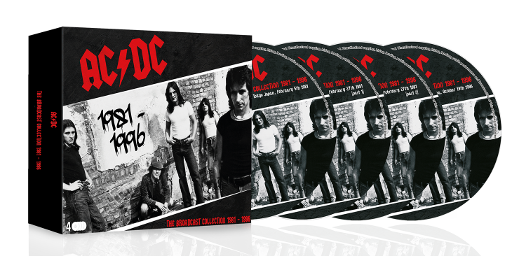ACDC Broadcast Collections 1981 1996 3D web