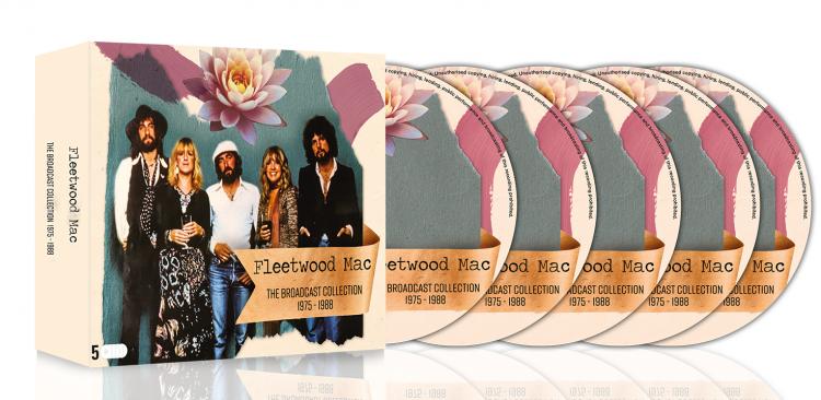 Fleetwood Mac Broadcast Collections 3D web