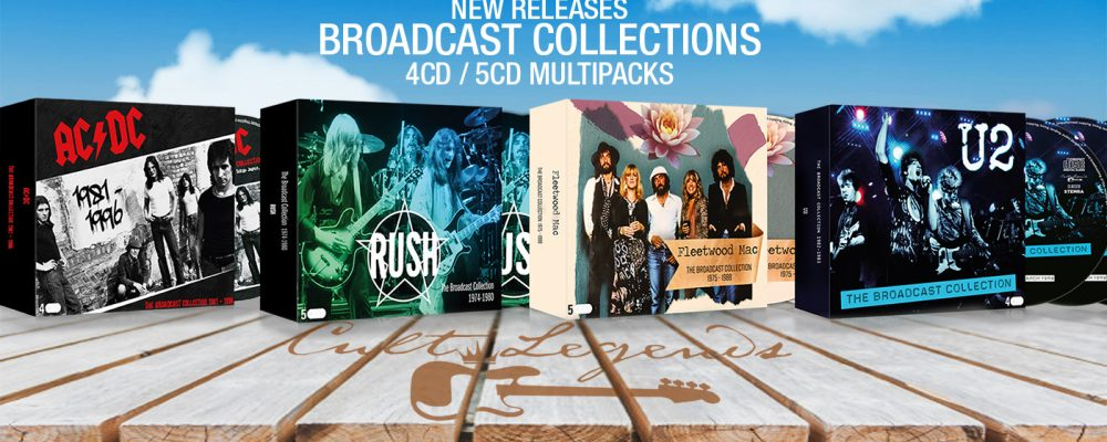 New June 2020 Broadcast Collection Releases