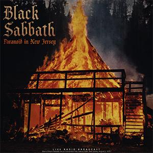 Black Sabbath - Paranoid in New Jersey Vinyl [cultlegends]