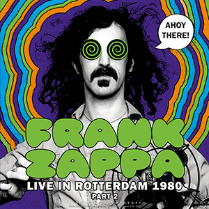 Frank Zappa Live in Rotterdam 1980 (part 2) [cultlegends]