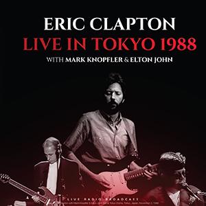 Eric Clapton with Mark Knopfler & Elton John