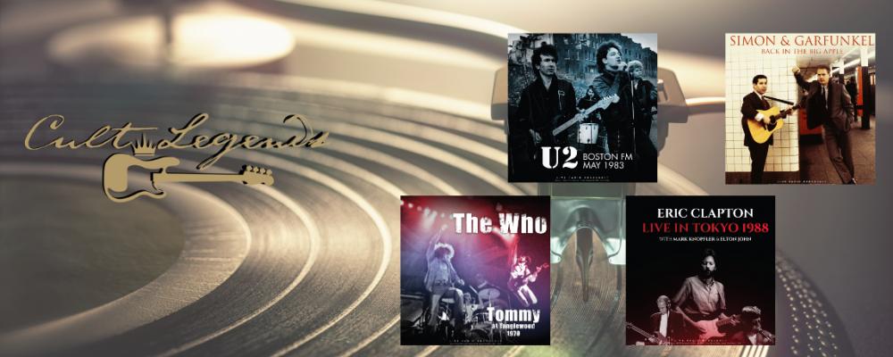 February Vinyl Releases
