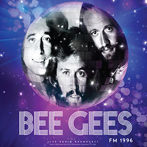 The Bee Gee's Vinyl Record Fm 1996 by Cult Legends