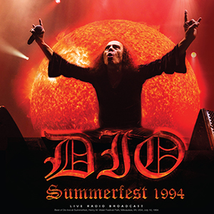 Vinyl Record Dio - Summerfest 1994 by Cult Legends