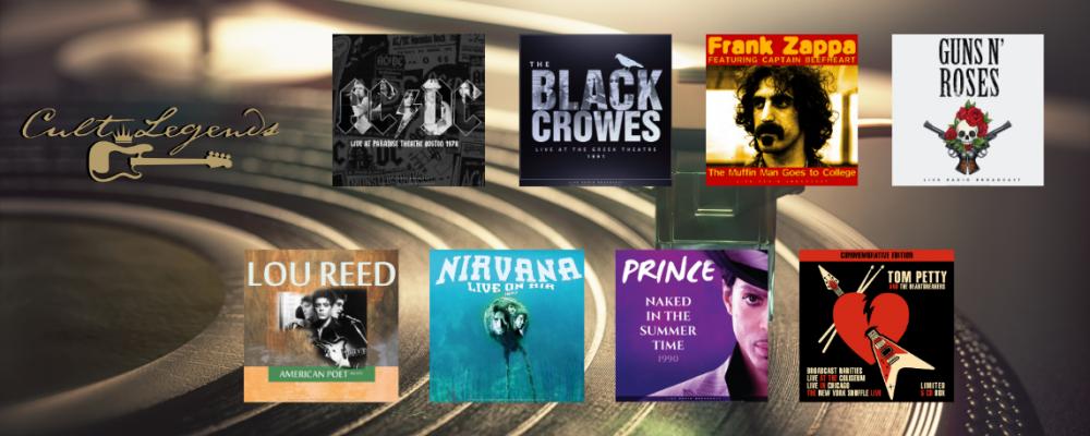 Vinyls Back in Stock